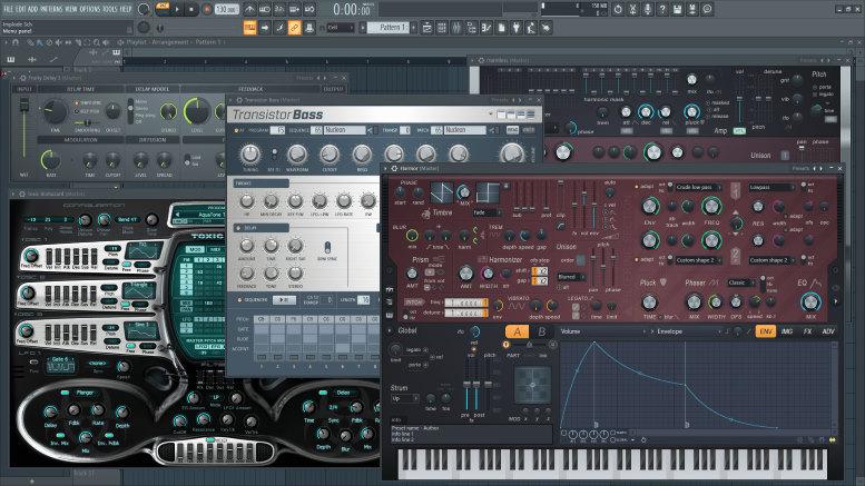 FL Studio Producer Edition